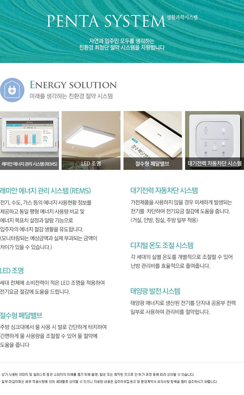 시스템 Energy Solution