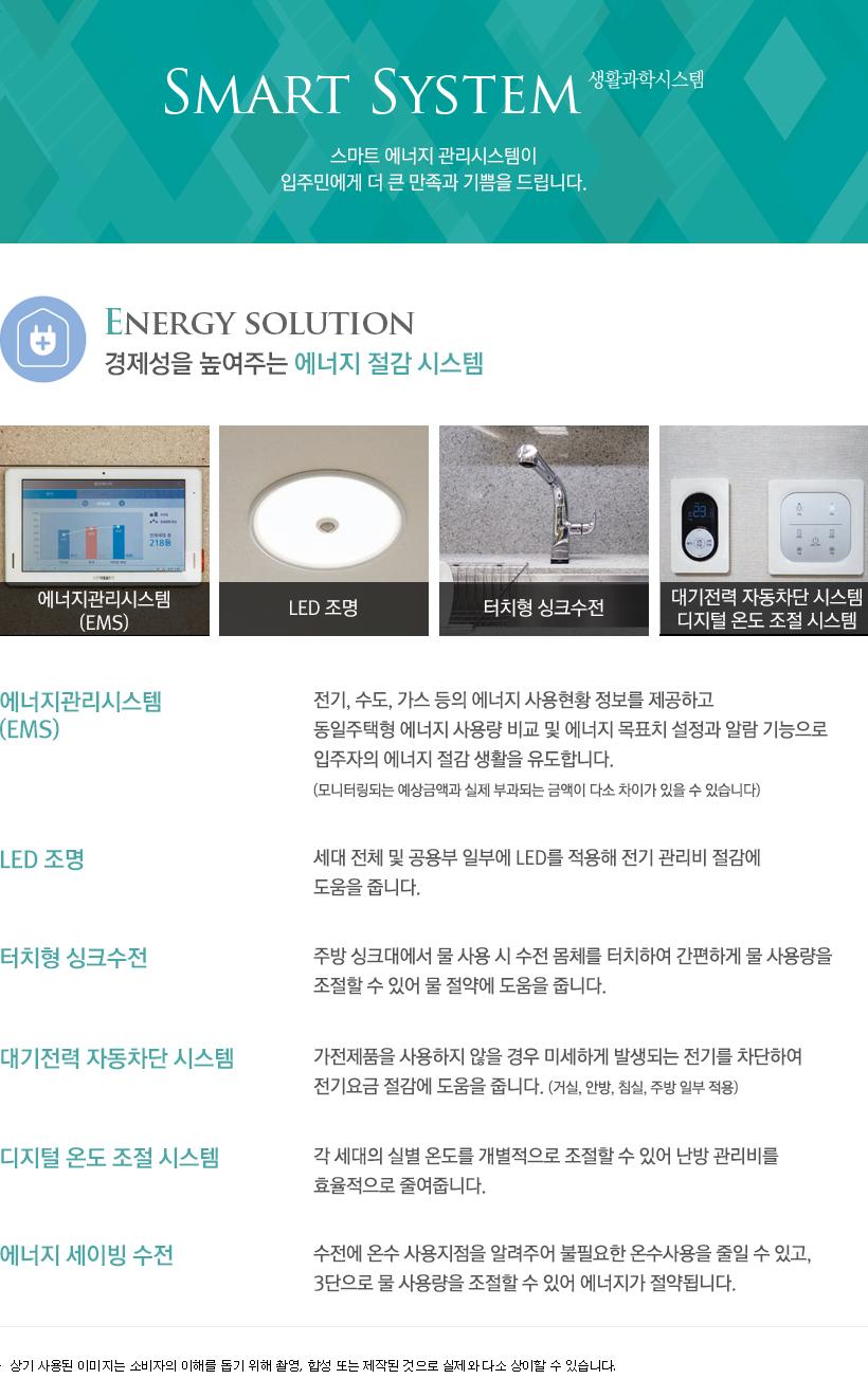 Energy solution