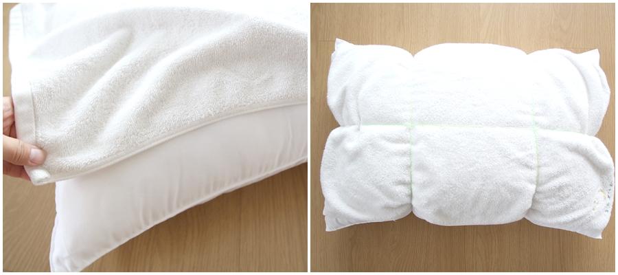 베개 솜 세탁방법