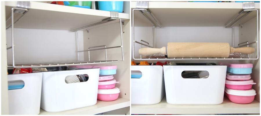 좁은 주방 수납 늘리기 노하우