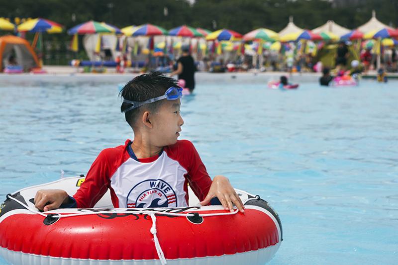무더운 여름, 시원하게 즐기기 좋은 한강 야외수영장 총정리!!